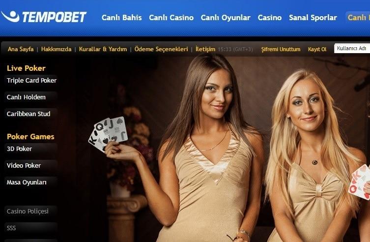 tempobet canli casino oyunlari