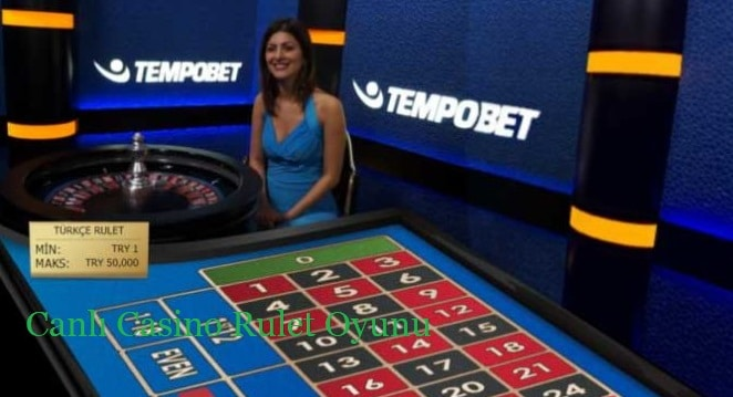 tempobet canli casino rulet